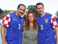 Igor Štimac, Nj.E. Emanuela D\'Alessandro i prof.dr. Dragan Primorac