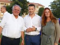 Jako Andabak, Ante Todorić i Nj.E. Emanuela D\'Alessandro