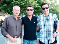 Boris Nemec, Robert Kovač i Franjo Bušić