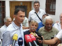 Primopredaja stana Alenku Baraču, Split, 19.09.2011.