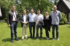 Tradicionalno druženje članova humanitarne udruge CRO UNUM i Hrvatsko-izraelskog poslovnog Kluba (CIBC), Plitvice, 02.06.2012.
