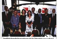 "Humanitarni spektakl ""Hrvatsko srce za Knin"", 04.08.2012."