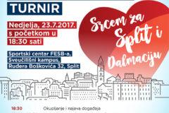 """""""Srcem za Split i Dalmaciju"""" humanitarna akcija s ciljem pomoći Vatrogasnoj zajednici Splitsko-dalmatinske županije."""