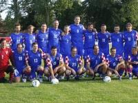 Nogometna ekipe CRO UNUM-a