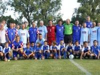 Ekipe CRO UNUM-a i NK Vukovara