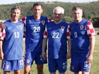 Dario Šimić, Dragan Primorac, Ivo Josipović i Davro Šuker