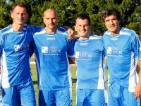 Dragan Primorac, Ivica Mornar, Damir Primorac, Zoran Mamić