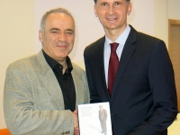 Garry Kasparov i Dragan Primorac