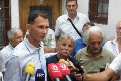 Primopredaja stana branitelju Alenku Baraču Roji, Split, 19.09.2011.